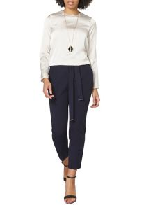 Dorothy Perkins Tie Tapered Trousers