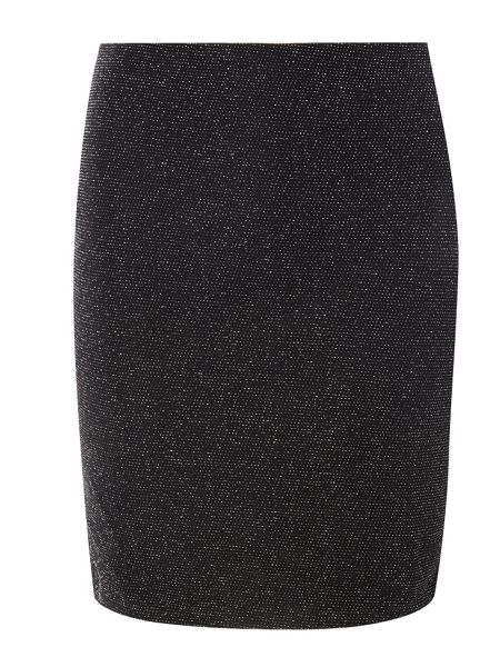 Dorothy Perkins Lurex Mini Skirt