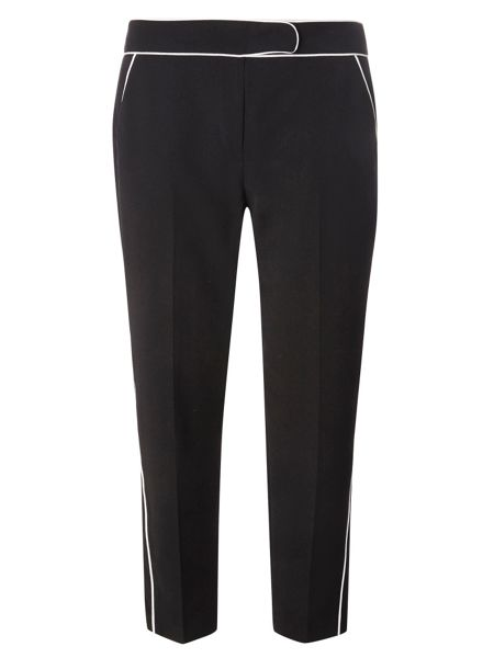 Dorothy Perkins Piped Trousers
