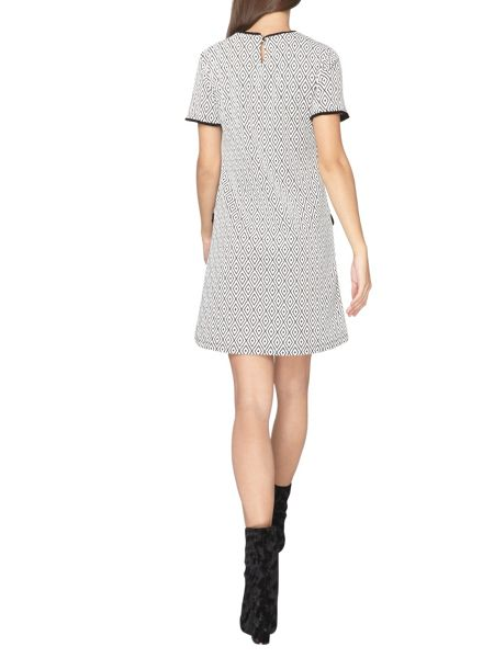 Dorothy Perkins Geo Jacquard Shift Dress