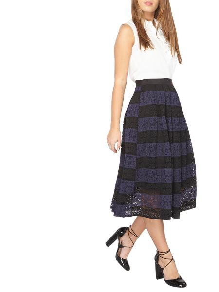 Dorothy Perkins Petite Lace Prom Skirt