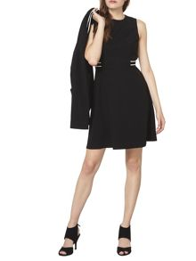Dorothy Perkins Sports Rib Skater Dress