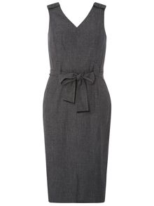 Dorothy Perkins Cross Hatch Dress