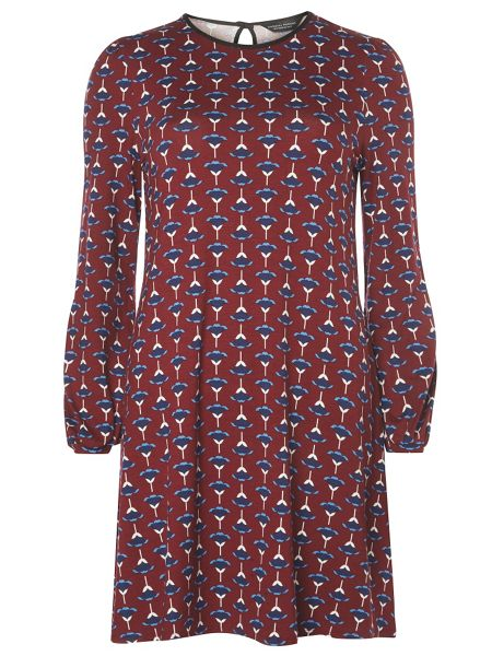Dorothy Perkins Floral Swing Dress
