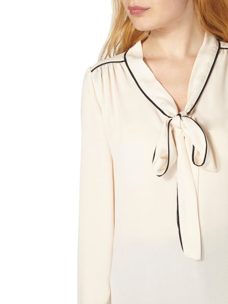 Dorothy Perkins Bow Detail Blouse