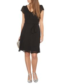Dorothy Perkins Billie and Blossom Petite Chiffon Dress