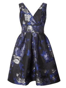 Dorothy Perkins Luxe Shadow Prom Dress