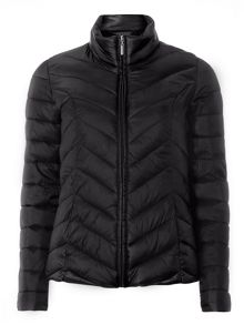 Dorothy Perkins Chevron Pack-A-Jacket