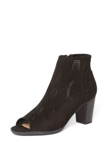 Dorothy Perkins Antonia` Lazercut Boot