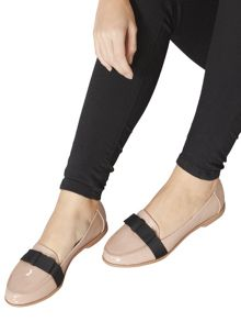 Dorothy Perkins Lucinda` Bow Loafers