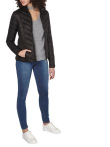 Dorothy Perkins Tall Chevron Pack-A-Jacket