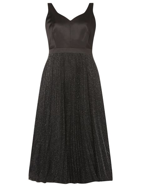Dorothy Perkins Luxe Plisse Prom Dress