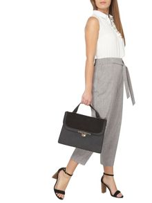 Dorothy Perkins Petite Textured Trousers