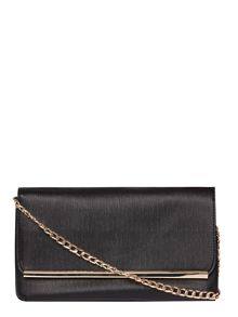 Dorothy Perkins Pouch Bar Clutch Bag