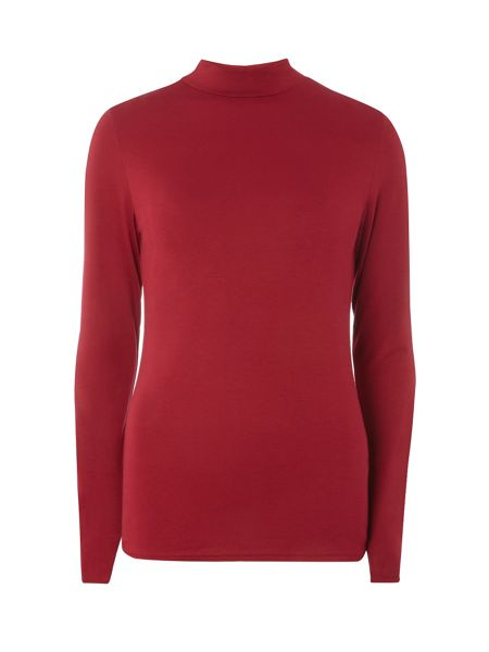 Dorothy Perkins Tall High Neck Top
