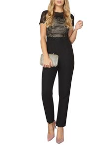 Dorothy Perkins Lace Jumpsuit