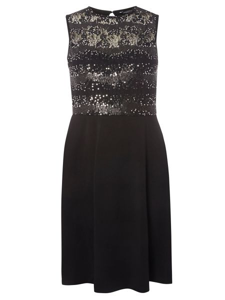 Dorothy Perkins Sequin Lace Dress