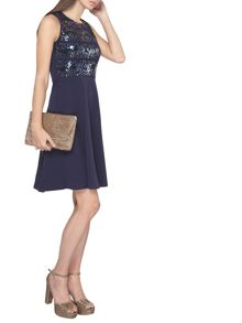 Dorothy Perkins Tall Sequin Dress