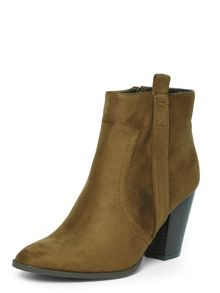 Dorothy Perkins Alicee` Heel Boot