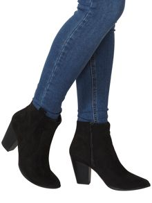 Dorothy Perkins Alicee` Wide Fit Boot
