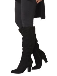 Dorothy Perkins Wide Fit `Wynter` Boot