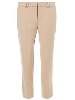 Double Loop Ankle Grazer Trouser