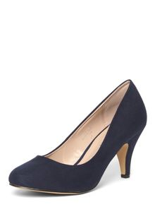 Dorothy Perkins Wilamina` Wide Fit Court Shoes