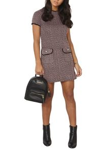 Dorothy Perkins Check Shift Dress
