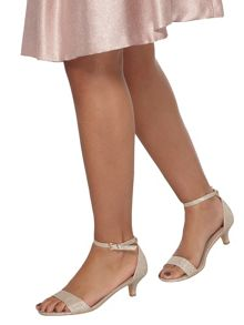 Dorothy Perkins Wide Fit Sundae Sandal
