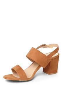 Dorothy Perkins Wide Fit `Sally` Sandals