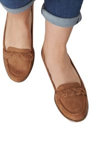 Dorothy Perkins Wide Fit `Liana` Loafer