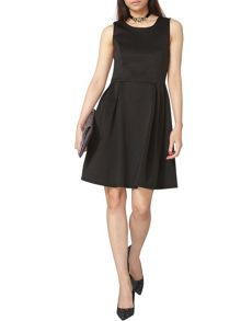 Dorothy Perkins Scuba Prom Fit and Flare Dress