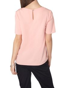 Dorothy Perkins Button T-Shirt
