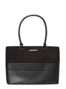 Dorothy Perkins Double Zip Tote