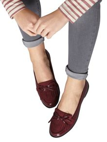 Dorothy Perkins Wide Fit `Leap` Loafer