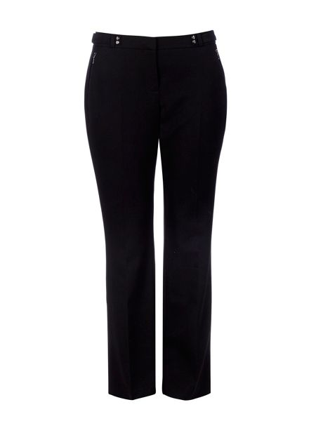 Wallis Black Tailored Trouser