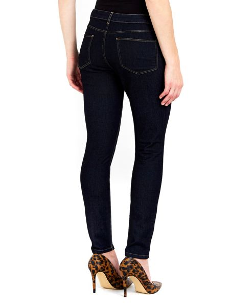 Wallis Ellie Navy Skinny