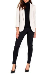 Wallis Stone Ribbed Blazer