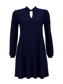 Wallis Ink Swing Dress