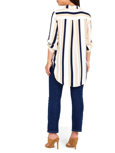 Wallis Blush Stripe Shirt