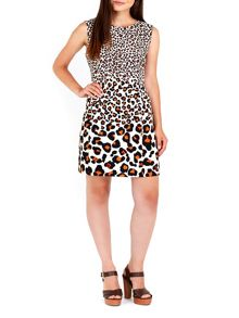 Wallis Leopard Print Shift Dress