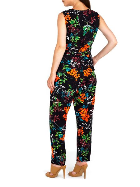 Wallis Bright Ditsy Jumpsuit