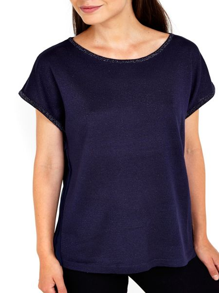 Wallis Pleated Jumper Top