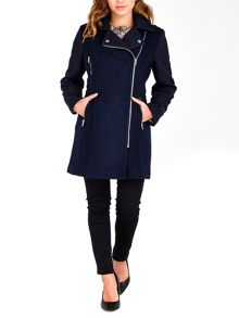 Wallis Navy Mix and Match Biker