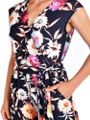 Wallis Floral Printed Jumpsuit