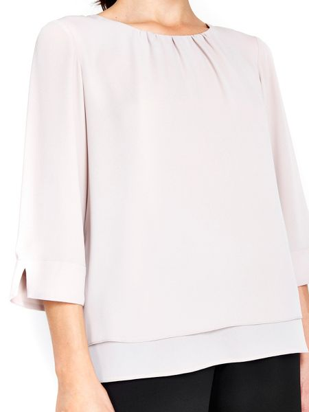 Wallis Neutral Double Layer Top