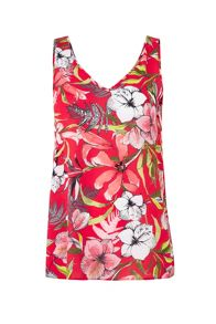 Wallis Pink Floral Printed Camisole