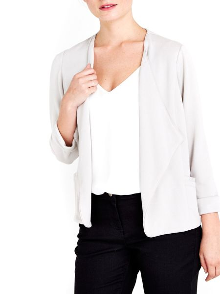Wallis Petite Stone Short Jacket