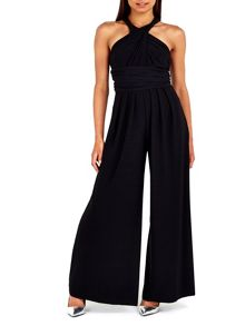 Wallis Black Multiway Jumpsuit