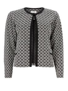 Wallis Petite Short Tweed Jacket